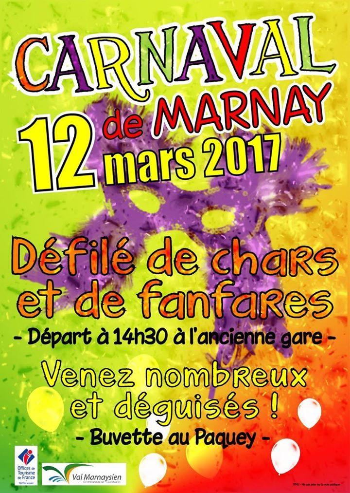 Le Carnaval de Marnay