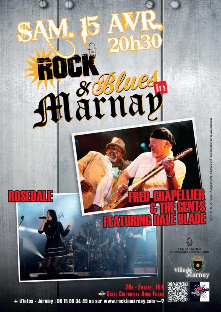 Rock in Marnay fait du blues…