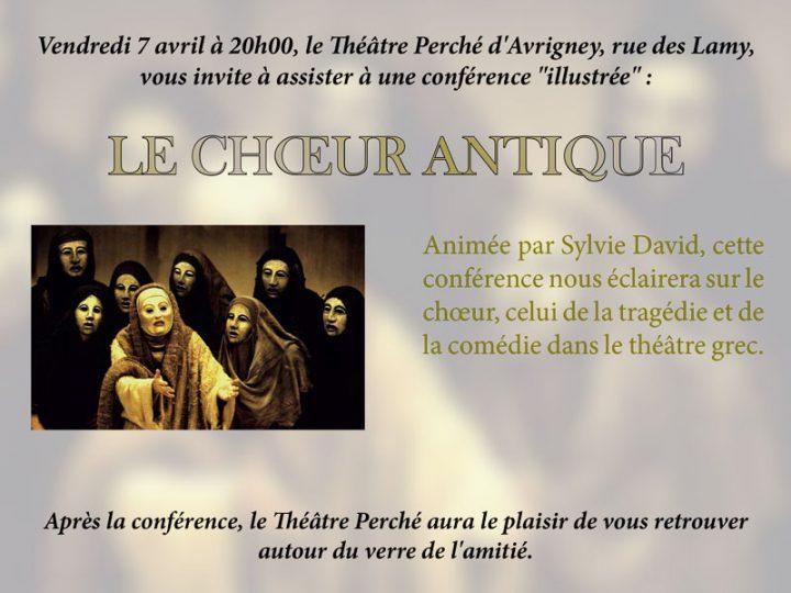 Le Théâtre perché d'Avrigney-Virey vous invite !