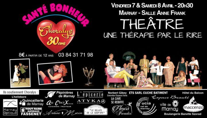 Choralys fête ses 30 ans  : Santé Bonheur !