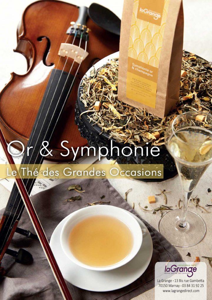 Une grande occasion «Or & Symphonie»