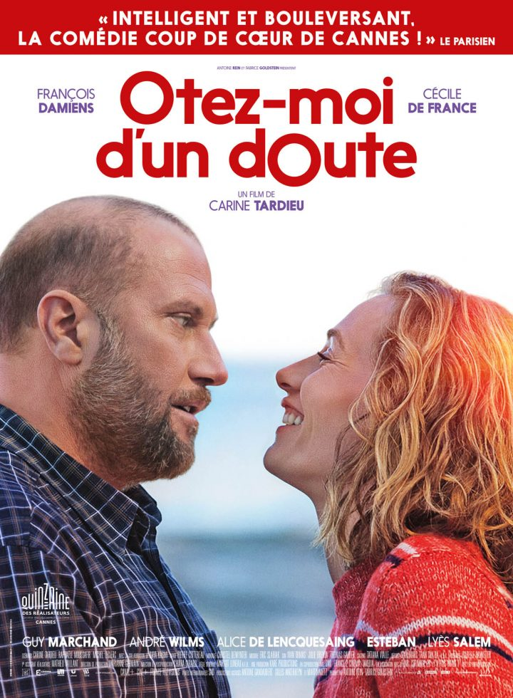 Cinéma à Marnay : «OTEZ-MOI D'UN DOUTE»