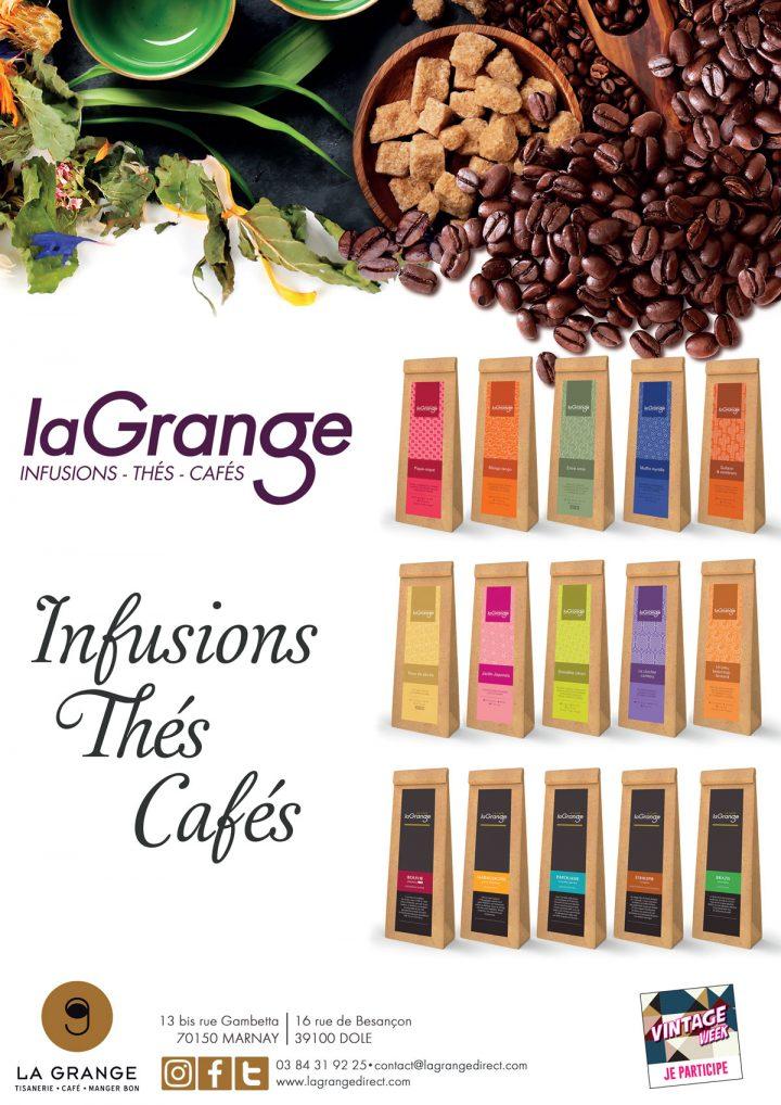 Le TamTam n°69 : La Grange Marnay : Infusions, Thés et Cafés