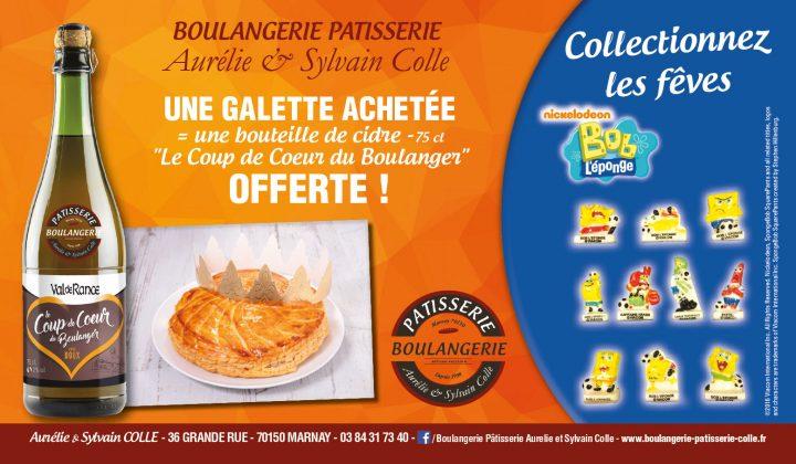 Le TamTam n°71: Boulangerie Pâtisserie Colle
