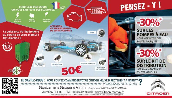 Le TamTam n°72 : Citroën, Garage des Grandes Vignes