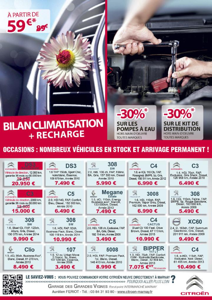Le TamTam n°74 : Garage des Grandes VIgnes Citroën à Marnay