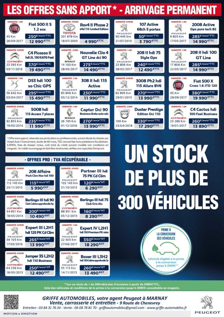 Le TamTam n°76 : Peugeot, Griffe Automobiles