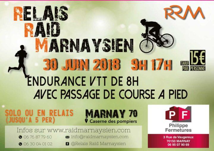 Le TamTam n°76 : Le Relais Raid Marnaysien