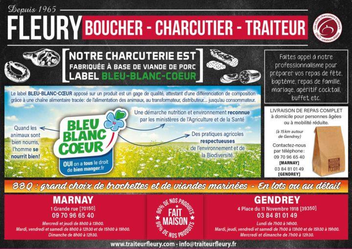 Le TamTam n°76 : Traiteur Fleury, Boucher, Charcutier