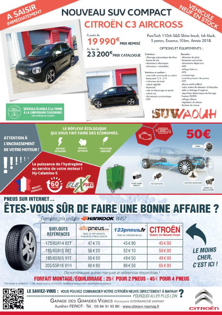 Le TamTam n°80 : Garage des Grandes Vignes, Citroën