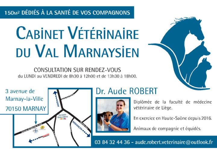 Le TamTam n°80 : NOUVEAU ! Cabinet Vétérinaire du Val Marnaysien
