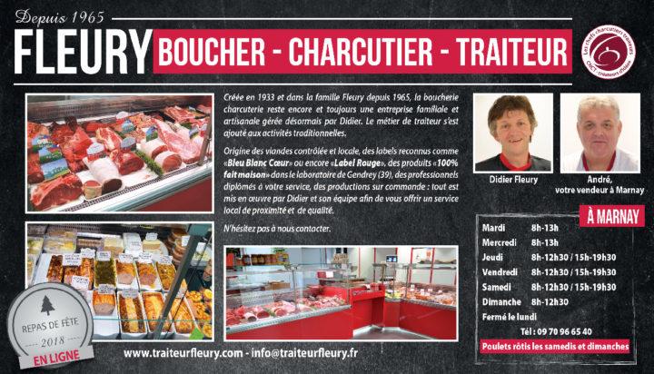 Le TamTam n°82 : Traiteur Fleury Boucher Charcutier