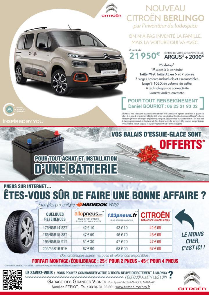 Le Tamtam n°83 : Garage des Grandes Vignes – Citroën
