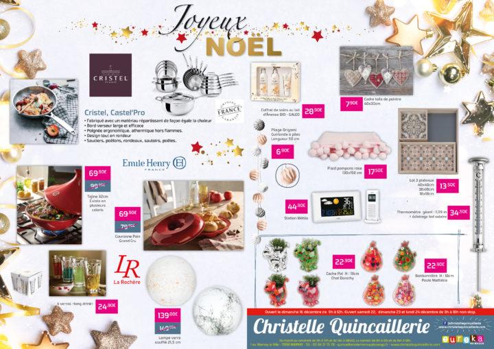 Le TamTam n°83 : Christelle Quincaillerie