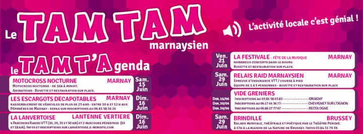 Le TamTam n°89 : bientôt dans vos boîtes aux lettres