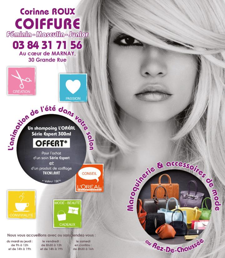 Le TamTam n°89 : Coiffure Corinne Roux
