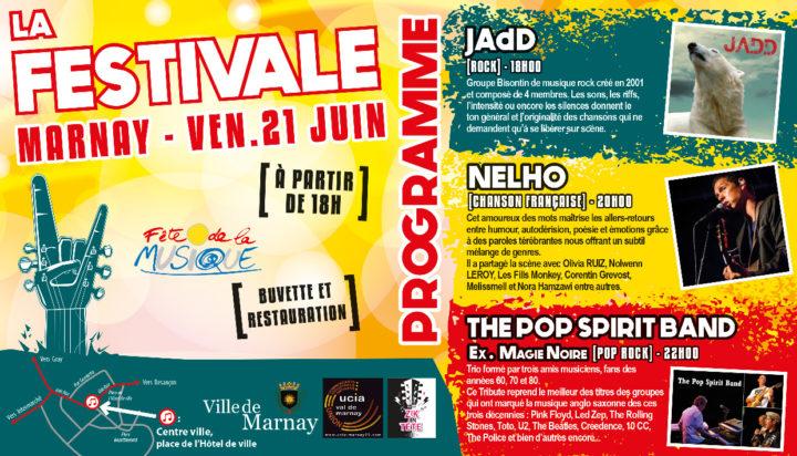 Le TamTam n°89 : La Festivale, fête de la musique